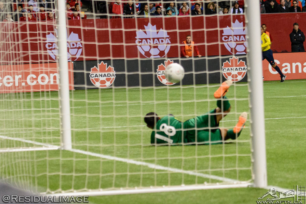 Canada v Honduras - The Story In Pictures (102)