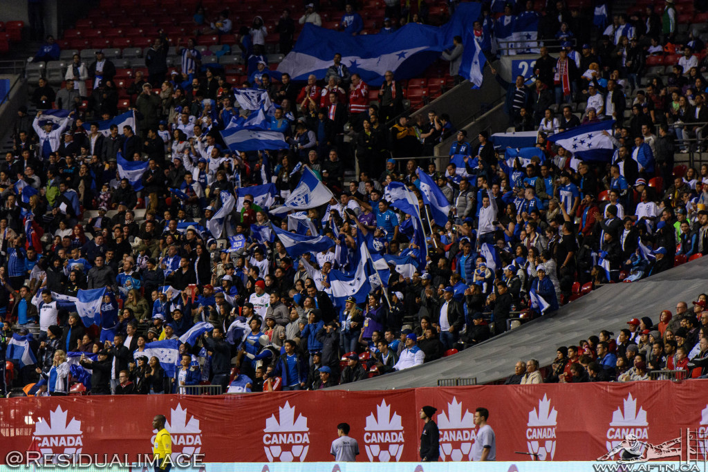 Canada v Honduras - The Story In Pictures (104)