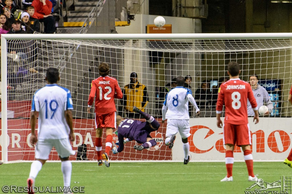 Canada v Honduras - The Story In Pictures (115)