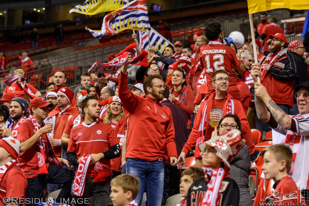 Canada v Honduras - The Story In Pictures (3)