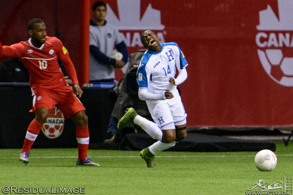 Canada v Honduras - The Story In Pictures (38)