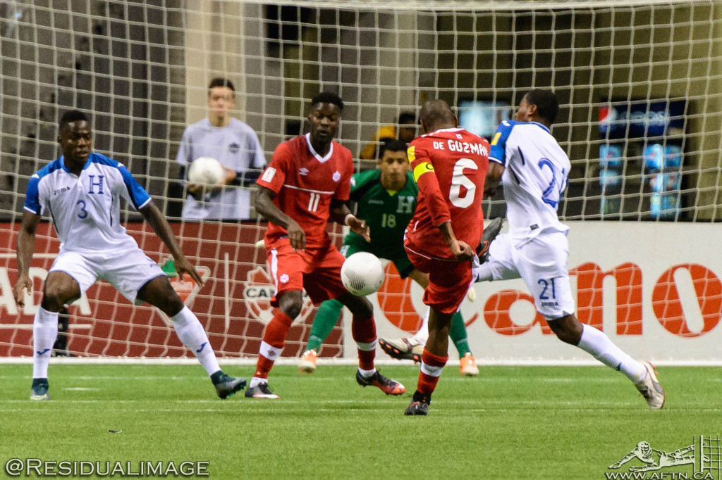 Canada v Honduras - The Story In Pictures (55)