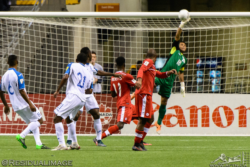 Canada v Honduras - The Story In Pictures (57)