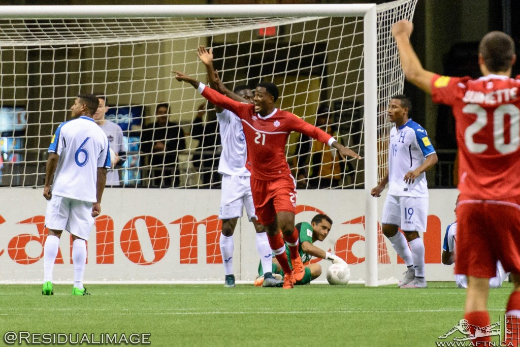 Canada v Honduras - The Story In Pictures (65)