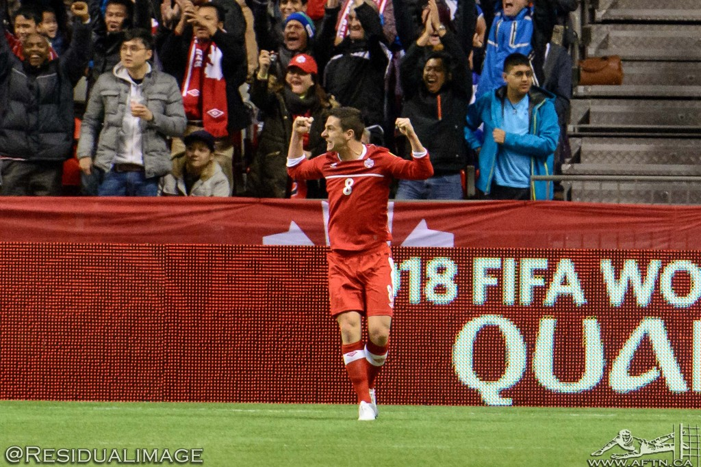 Canada v Honduras - The Story In Pictures (66)