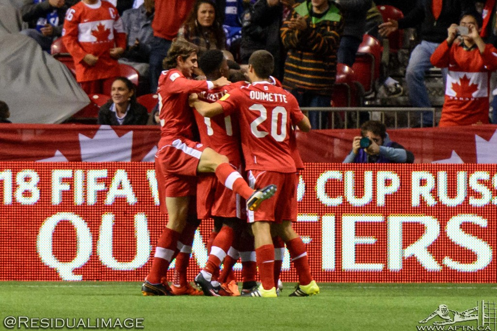 Canada v Honduras - The Story In Pictures (68)
