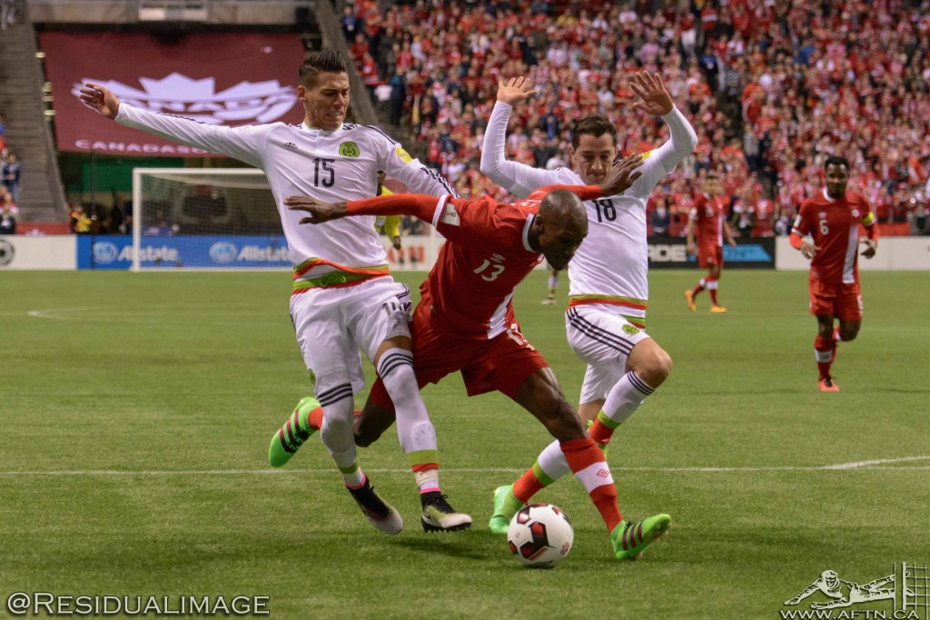 Canada v Mexico - The Story In Pictures (147)