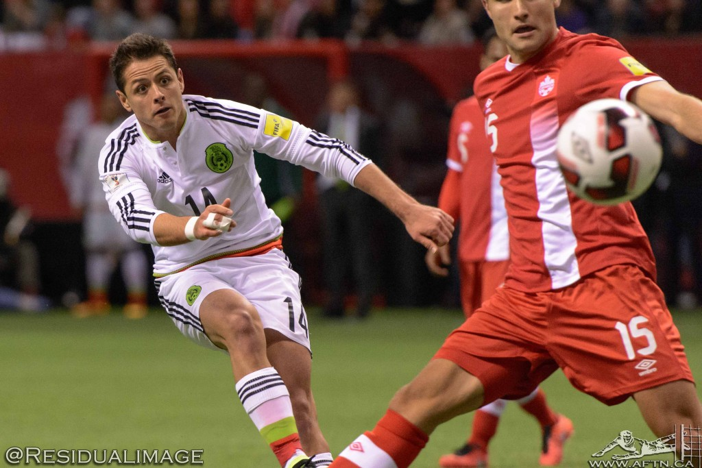 Canada v Mexico - The Story In Pictures (169)