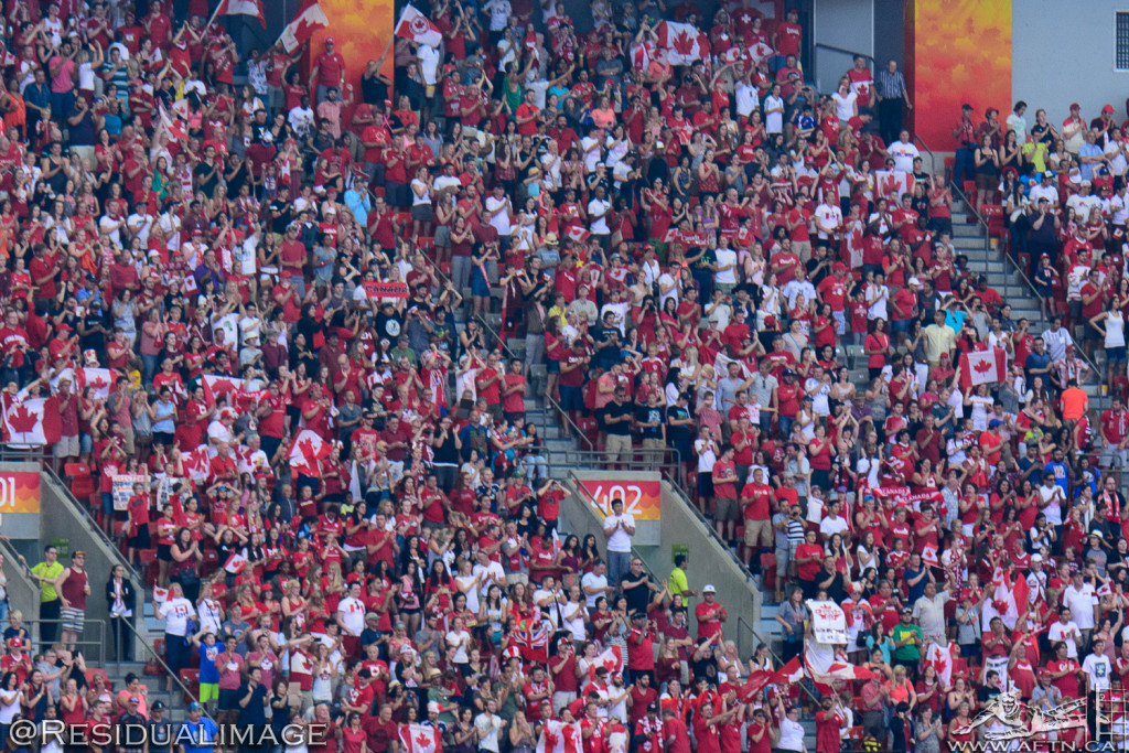 Canada v Switzerland - The Story In Pictures (103)