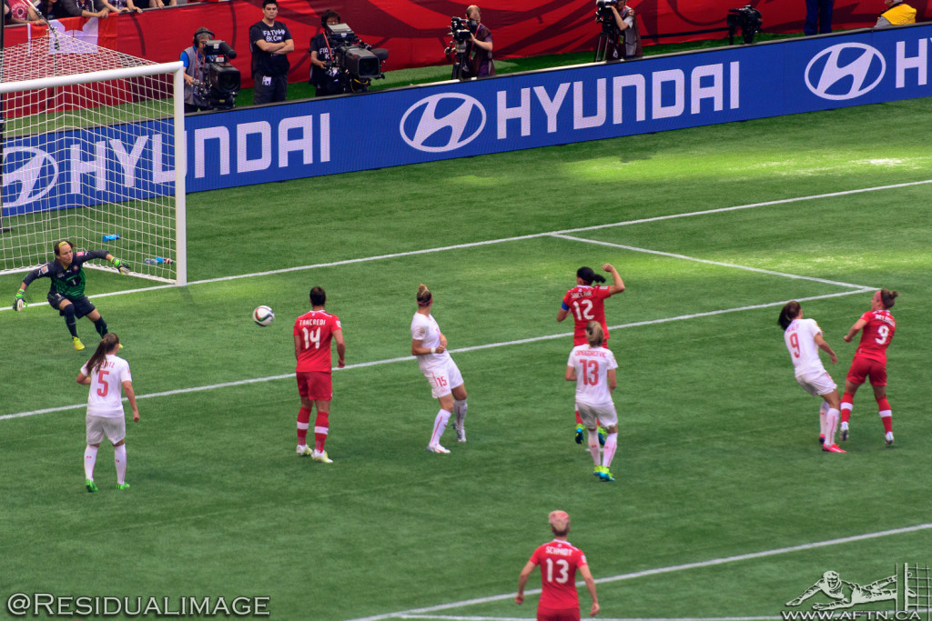 Canada v Switzerland - The Story In Pictures (70)