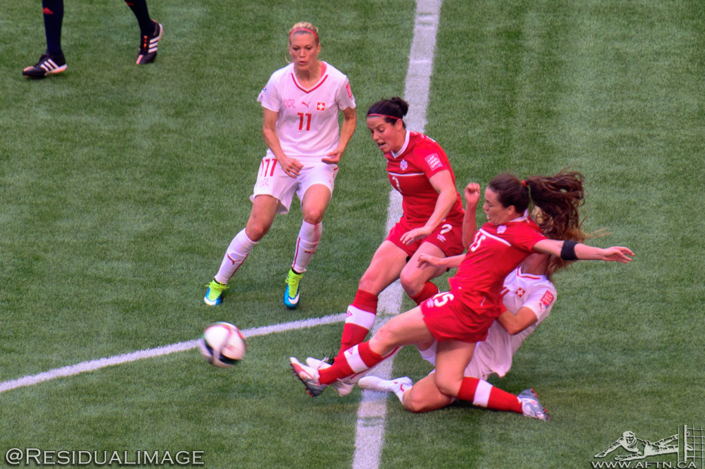 Canada v Switzerland - The Story In Pictures (76)