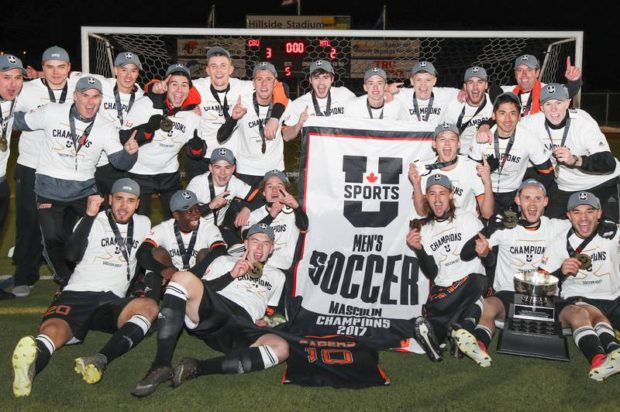 """High standards and a high level of consistency"" the Cape Breton Capers mantra as they go for back to back U Sports Championships"