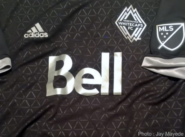 "Steel grey is the new black: Vancouver Whitecaps new ""Unity"" kit hits the stores"