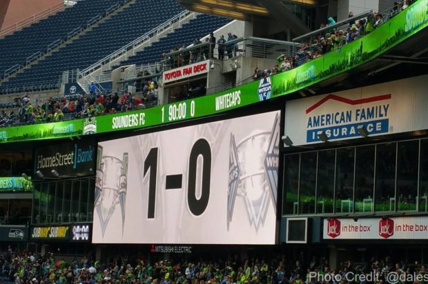 Report and Reaction: All over bar the shouting for Vancouver Whitecaps after loss in Seattle