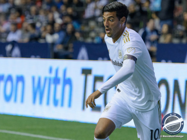 "Around The League: Carlos Vela ""trying to be the best in this league"" after move to LAFC"