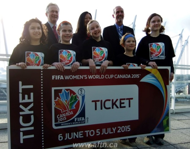 Vancouver to host 2015 Women's World Cup Final: Tournament news, logistics and reaction
