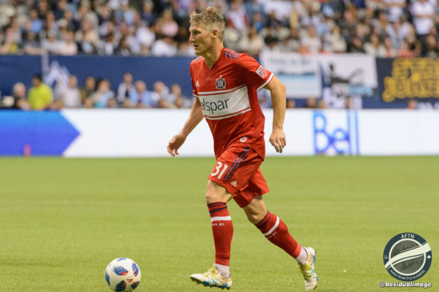 "Around The League: Bastian Schweinsteiger on embracing life in MLS, the competitiveness of the league, and the ""potential"" of Alphonso Davies"