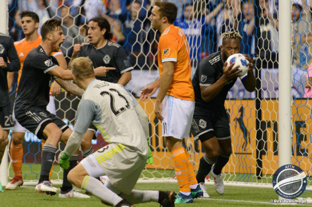 Report and Reaction: Whitecaps drinking at lost chance saloon before earning point at the death against Houston Dynamo