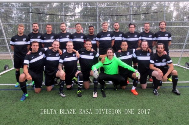 Undefeated Delta Blaze lighting up RASA Summer League