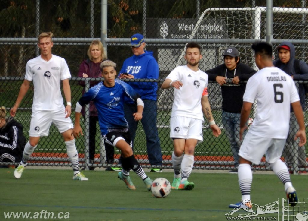 Douglas College Royals v VIU Mariners PACWEST