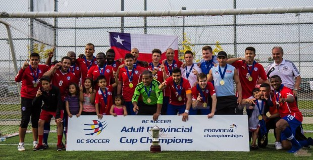 Provincial Cup clean sweep for VMSL sides as EDC Burnaby take home their first A Cup title