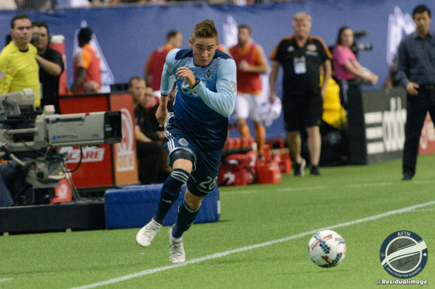 "Jake Nerwinski feels Whitecaps in good shape to build off last year's playoff disappointment – ""We can definitely do some damage this year"""
