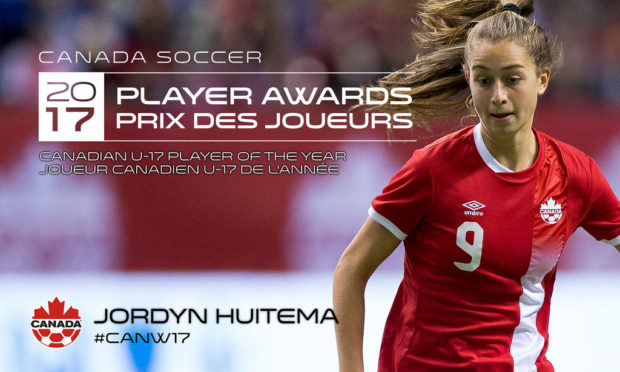Canadian National Team players Jordyn Huitema and Julia Grosso headline first TSS Rovers WPSL roster