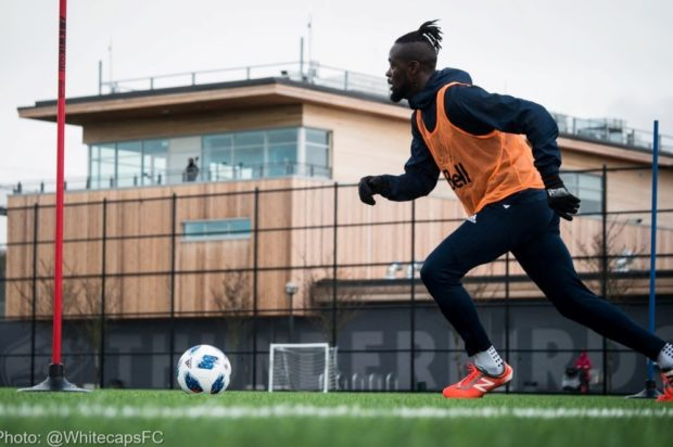 """Kei Kamara """"just trying to win"""" when he delivers tough criticism to teammates"""