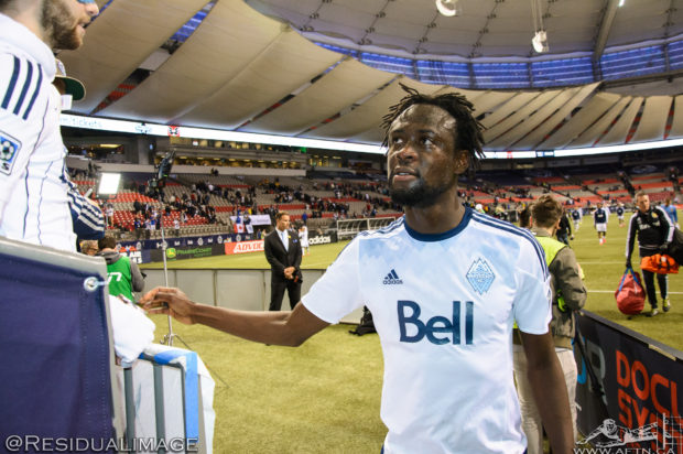 """It's about building something"" – Kei Kamara and Vancouver Whitecaps seem a MLS marriage made in heaven"