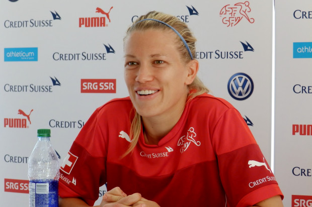 "Switzerland's Lara Dickenmann ready for battle with Canada – ""It's much more important to focus on Canada's team, not on the Canadian crowd"""