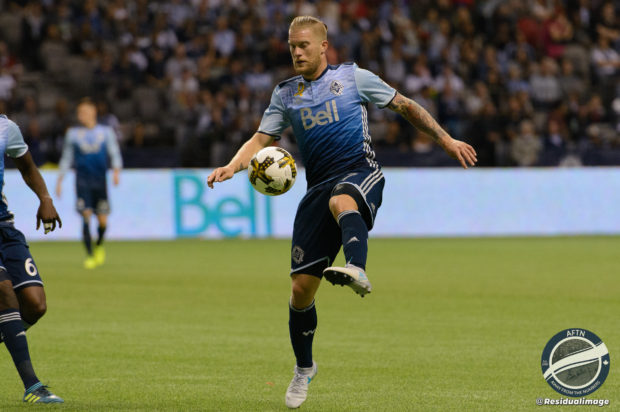 Marcel de Jong happy with hunger and motivation of new look Whitecaps squad