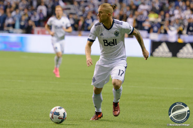 "Marcel De Jong looking to build on strong end to season and re-sign with Whitecaps – ""If it's up to me, I'll be here for the rest of my life"""