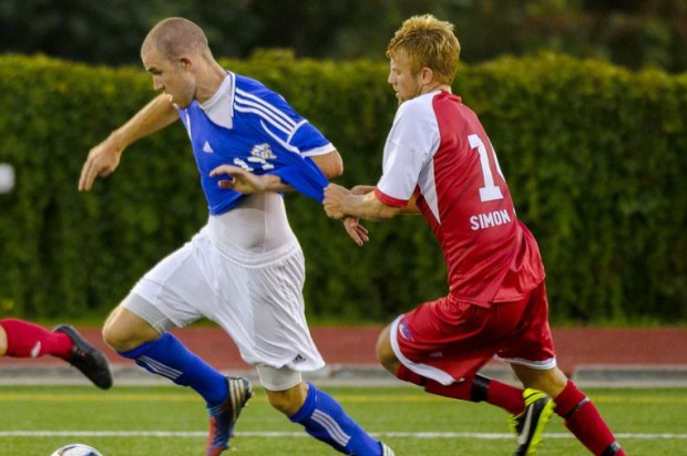 Thunderbirds Week: Niall Cousens to the four for UBC