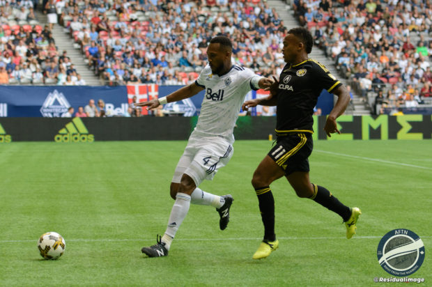 "Around The League: Columbus Crew's Ola Kamara feels MLS ""fits me well"" as he continues to shine"