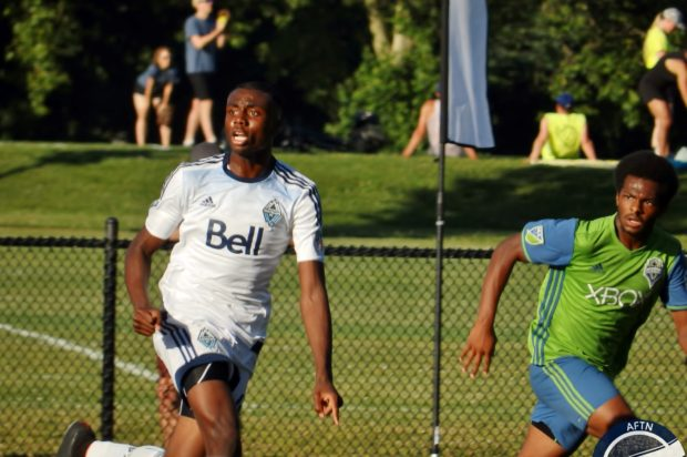 """Whitecaps U16s show """"grit, determination, and quality"""" to clinch first ever place in USSDA Final Four"""