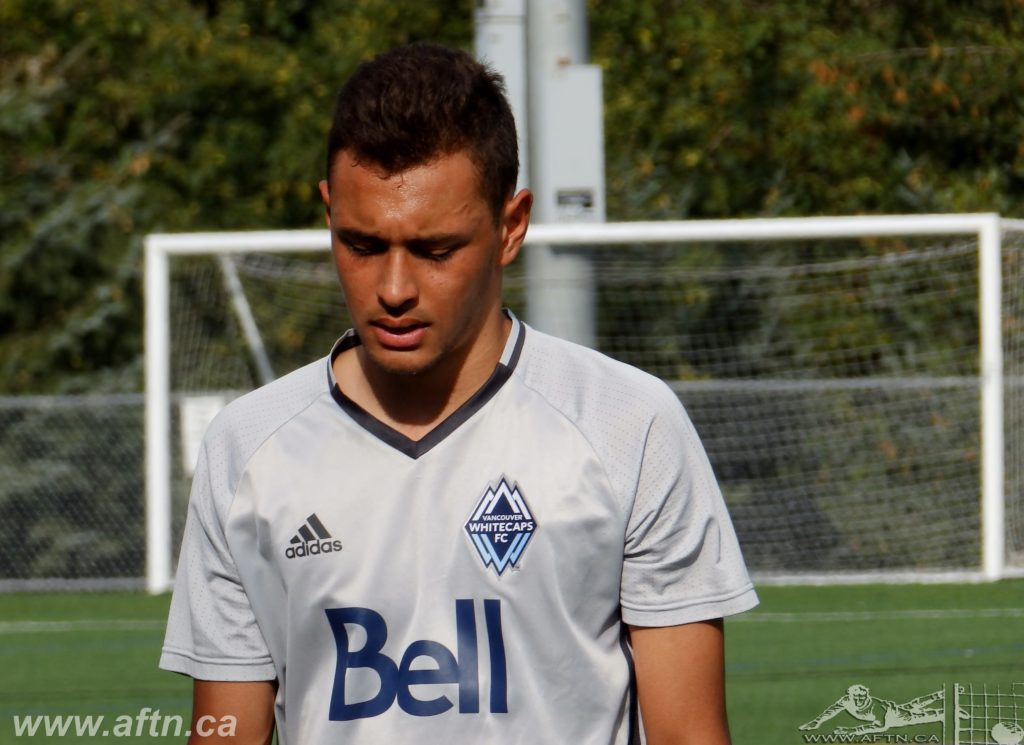Ethan Gopaul Vancouver Whitecaps Residency