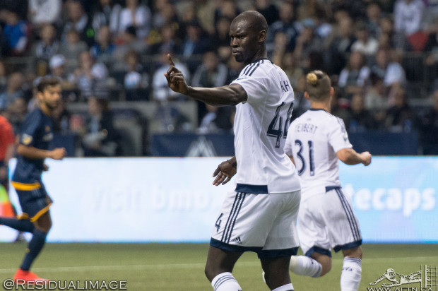 "Pa-Modou Kah delighted with Vancouver Whitecaps start to the season but feels best is still to come – ""So far it's been good but we know we can be even better"""