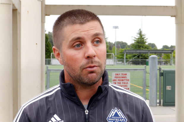 "Residency Week 2015: Whitecaps U18 coach Rich Fagan on moving through the ranks and the ""carrot"" of the WFC2 pathway for his players"