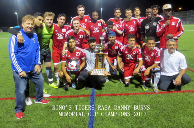 RASA Summer League wraps up with playoff shocks and back to back Cup champs crowned