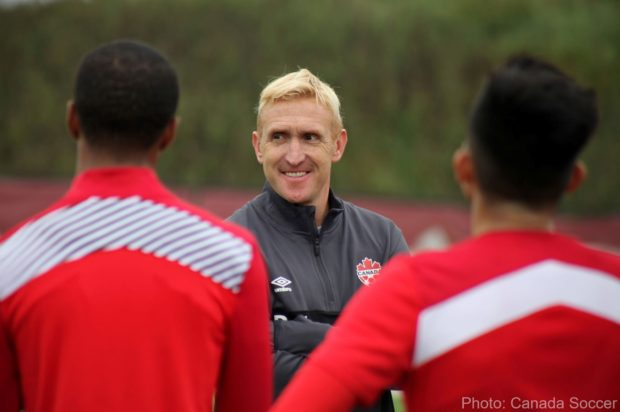 """Gale looking at """"bigger picture"""" as Canada U20's face tough job in quest to make first World Cup in ten years"""