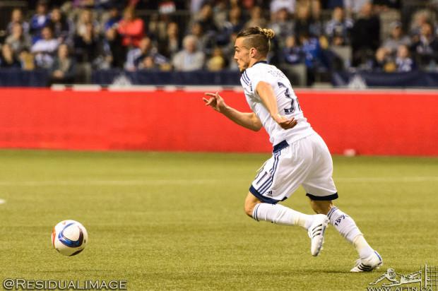 "Russell Teibert taking positives from Canada's Gold Cup disappointment but excited to be back for Cascadian Cup ""battle"""