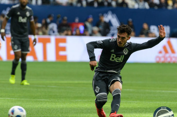 Russell Teibert: The solution to Vancouver's midfield issues?
