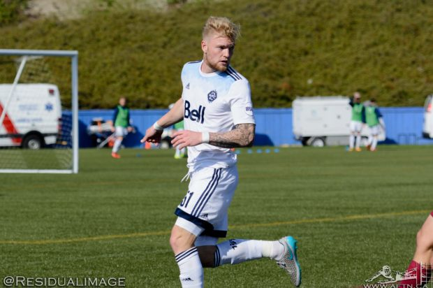 """WFC2 Player of the Year Sem de Wit looking to grab season of opportunity """"with both hands"""""""
