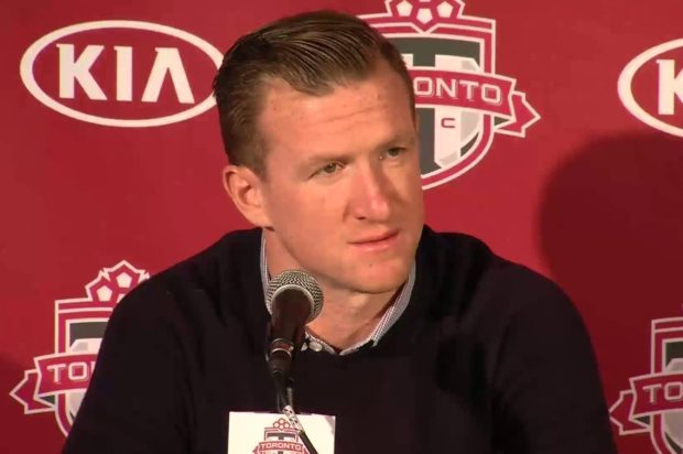 Around The League: Steven Caldwell loving life in Toronto and MLS