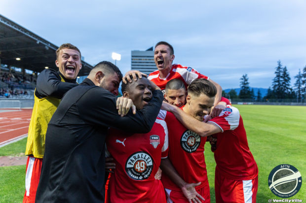 TSS Rovers v Calgary Foothills – The Table Topping Story In Pictures