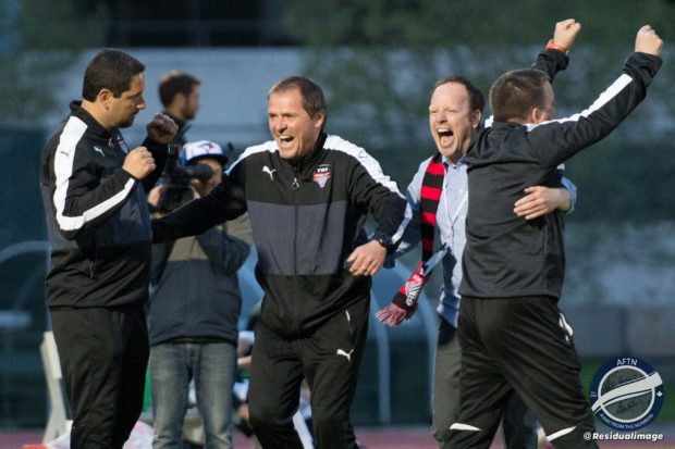 """Elmes feels """"the bond just got stronger"""" within TSS Rovers after securing first ever PDL victory"""