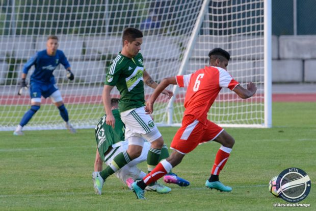 Ten man TSS Rovers fight back against Timbers U23s to maintain unbeaten home record