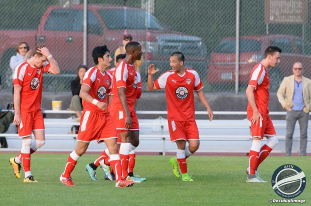 TSS Rovers v Portland Timbers U23 – The Story In Pictures