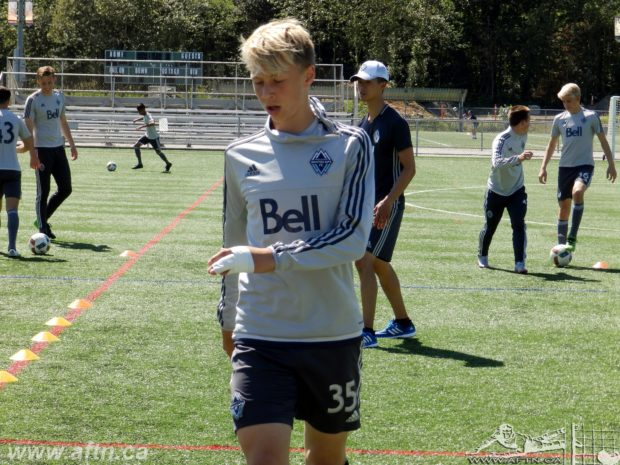 Travis Selje to be honoured and remembered at Whitecaps home match with Sporting KC