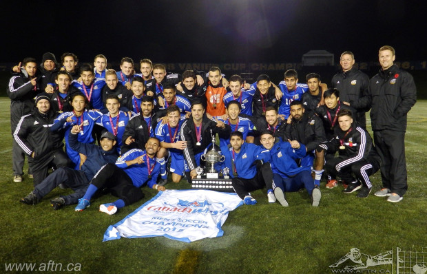 UBC Thunderbirds set their eyes on a 14th CIS Championship after latest Canada West triumph